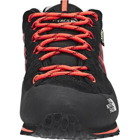 The North Face Verto Plasma II GTX Shoes Women TNF Black/Radiant Orange
